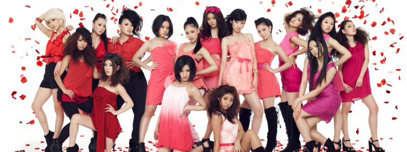 E-girls' Show - Dream, Happiness & FLOWER